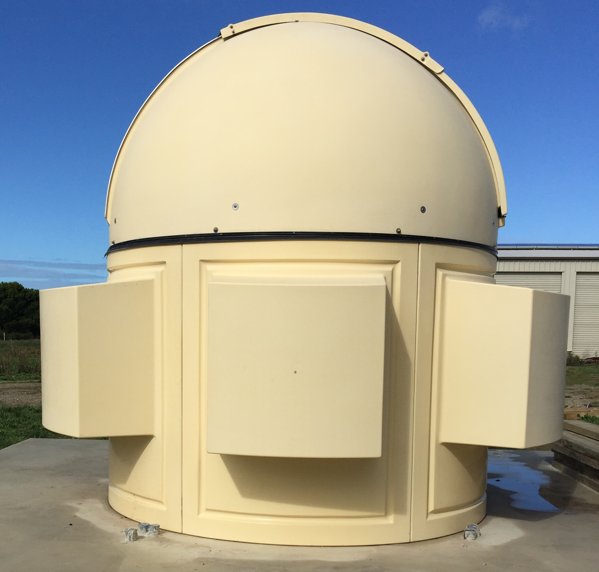 astronomy observation dome